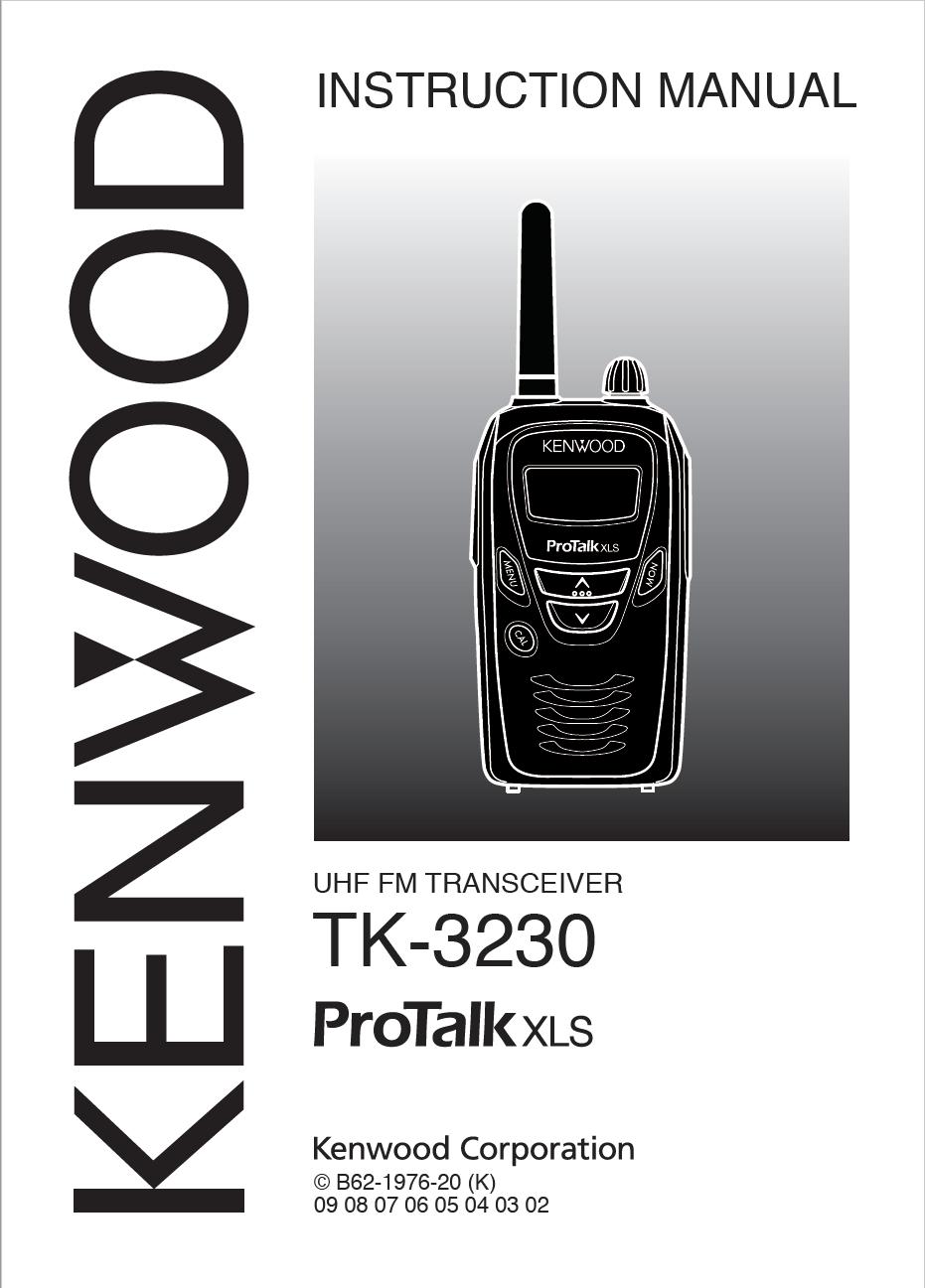 TK-3230_B62-1976-20 Manual